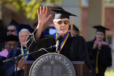 View Herb Alpert Receives UCLA Medal, the University's Highest Honor