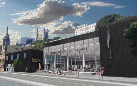 View Harlem School of the Arts to undergo $9.5 million revamp