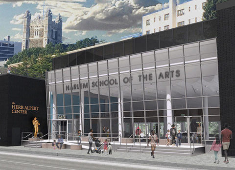 View Harlem School of the Arts Announces $9.5 Million Renovation