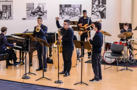 View Jazz at Lincoln Center and Harlem School of the Arts Announce New Series of Innovative Jazz Education Programs and Performances