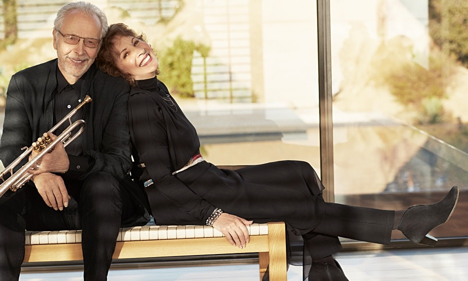 Herb and Lani Alpert, photo by Dewey Nicks