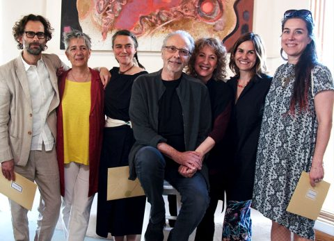 View The Herb Alpert Foundation and California Institute of the Arts (CalArts) Honor the Five 2017 Herb Alpert Award in the Arts Recipients at the Herb Alpert Foundation Lunch