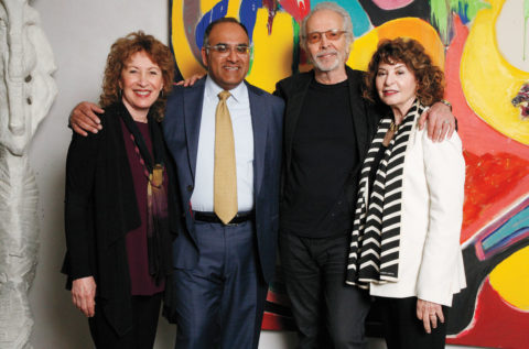 View A&M Records Co-Founder Herb Alpert Marks 25 Years of Funding Artists When DC Won't: 'Politicians Don't Get It'