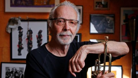 View Trumpeter Herb Alpert: 'The guys that are in control are not honoring the arts'